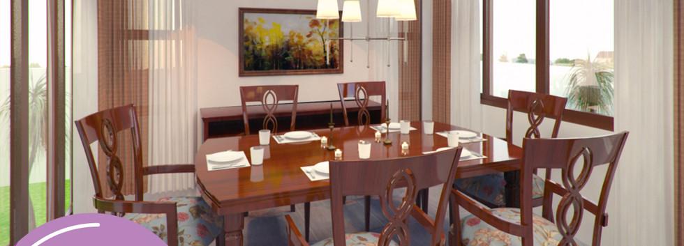 Acacia - Dining Area