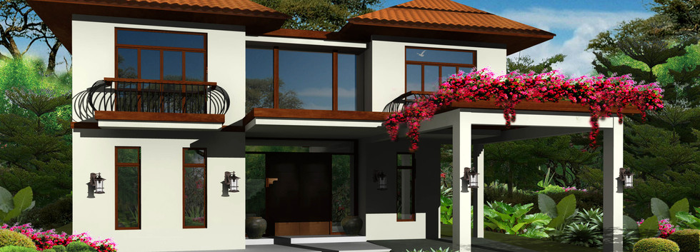 Acacia - House Perspective