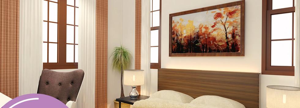 Jasmine - Bedroom