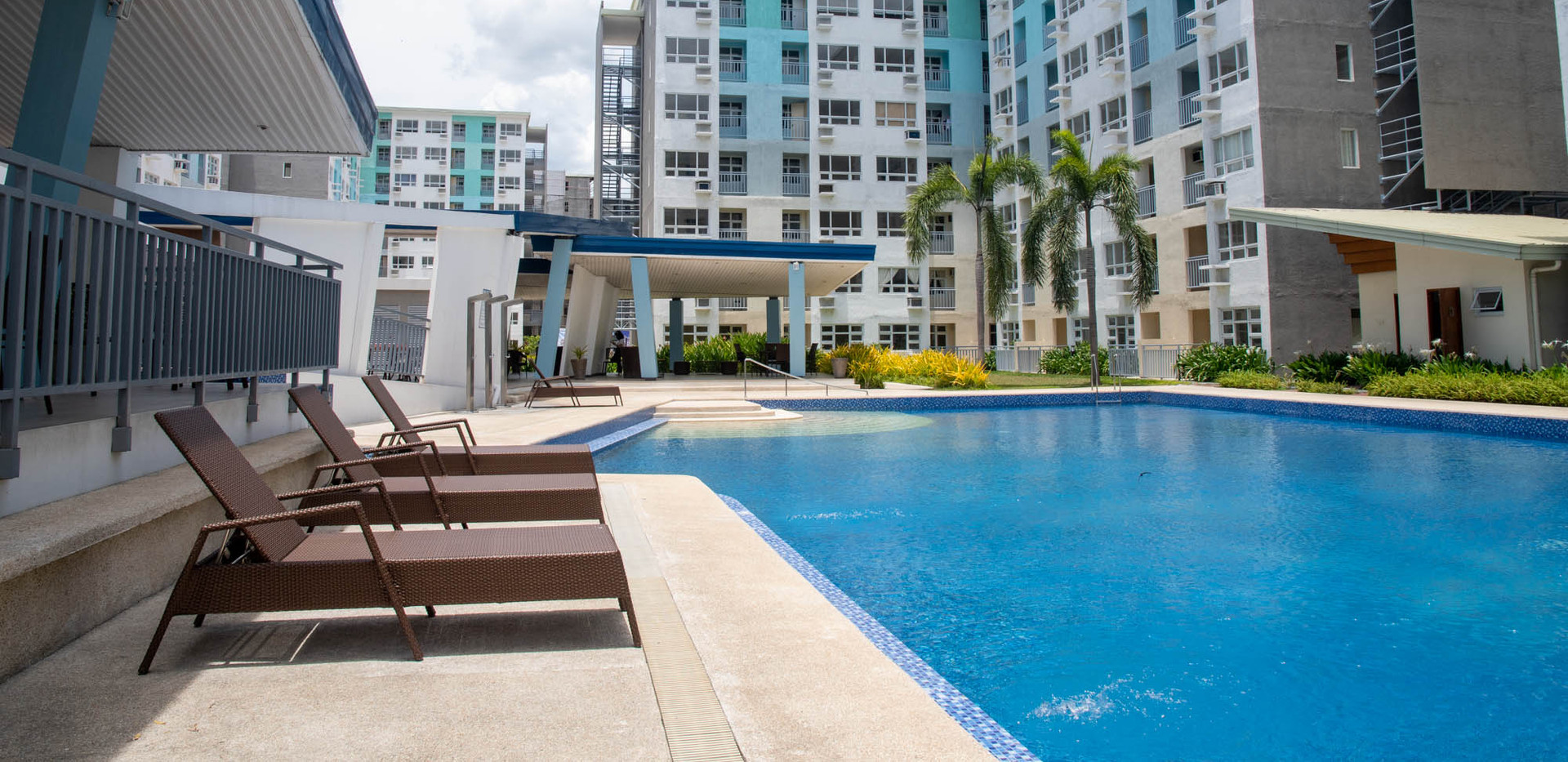 Seawind Amenities Area - By the Swimming Pool