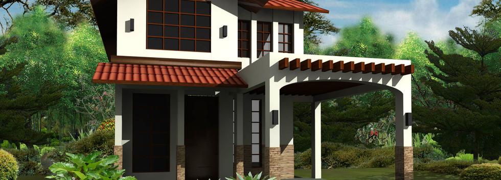 Jasmine House Perspective