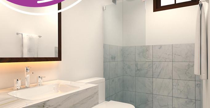 Jasmine - Common Toilet