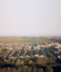 RRog - Bannehoven zaandijk - Vogelvlucht