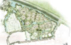 Kwadijkerpark, Purmerend, Plankaart