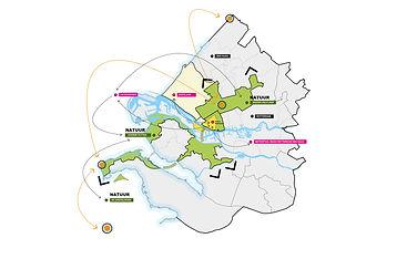 concept regionaal Krabbepark