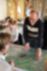Krabbeplas workshop