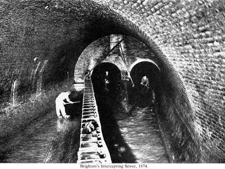 Brighton's Victorian Sewer System