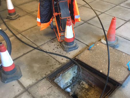 Ins and outs of a CCTV Drain Survey