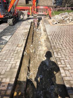 Drainage Excavation Works