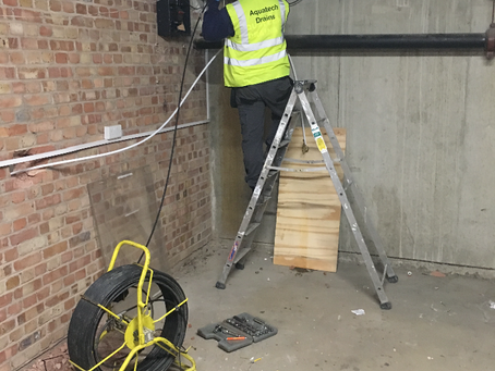 When is a CCTV Drain Survey necessary?