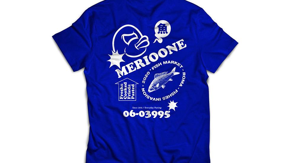 MERIOONE FISH MARKET T-SHIRT