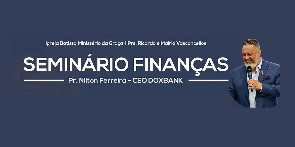 SEMINÁRIO DE FINANÇAS