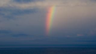 太平洋の虹