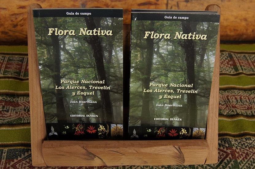 Guía de flora nativa.