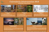 Calendario Safaris Fotográficos 2018