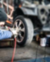 Modification du pneu