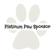 Platinum Paw Sponsor