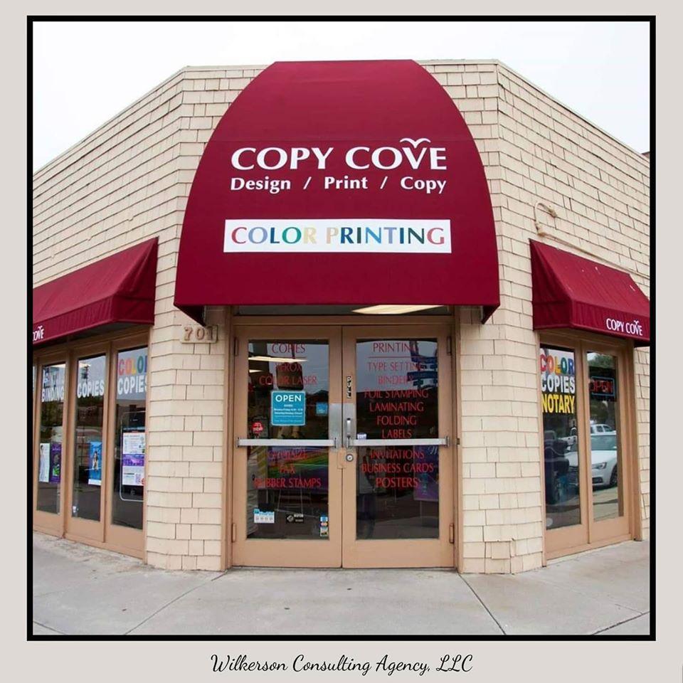Copy Cove La Jolla, Wilkerson Consulting