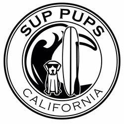 SUP Pups California