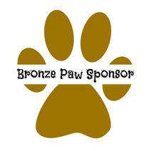Bronze Paw Sponsor