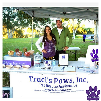 Traci's Paws, Traci Wilkerson Steckel In