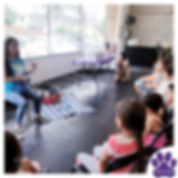 Traci's Paws Humane Education Classes