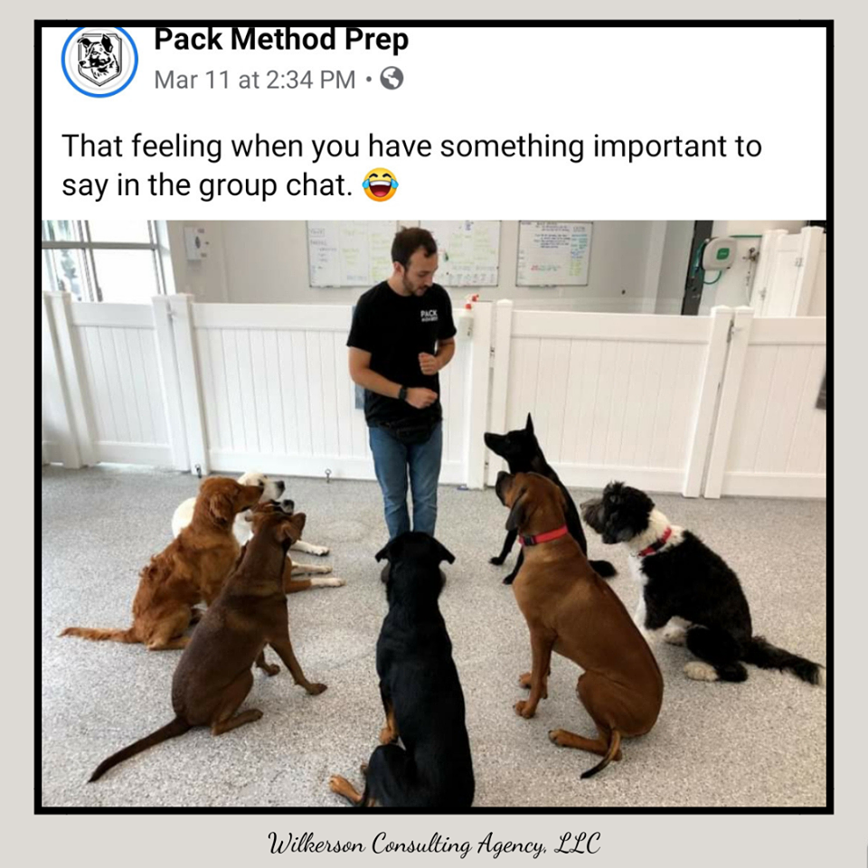 Pack Method Prep, Wilkerson Consulting A