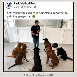Pack Method Prep
