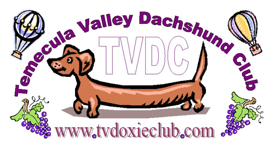 The Temecual Valley Dachshund Club