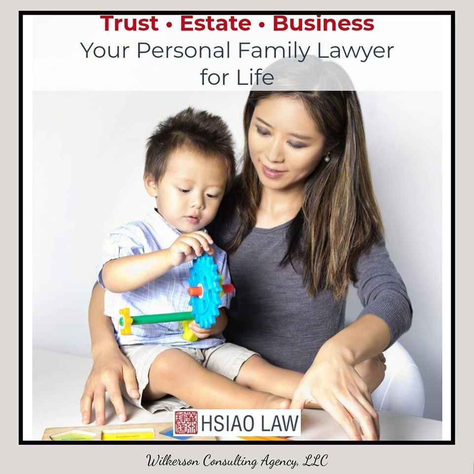 HSIAO Law, Wilkerson Consulting Agency C