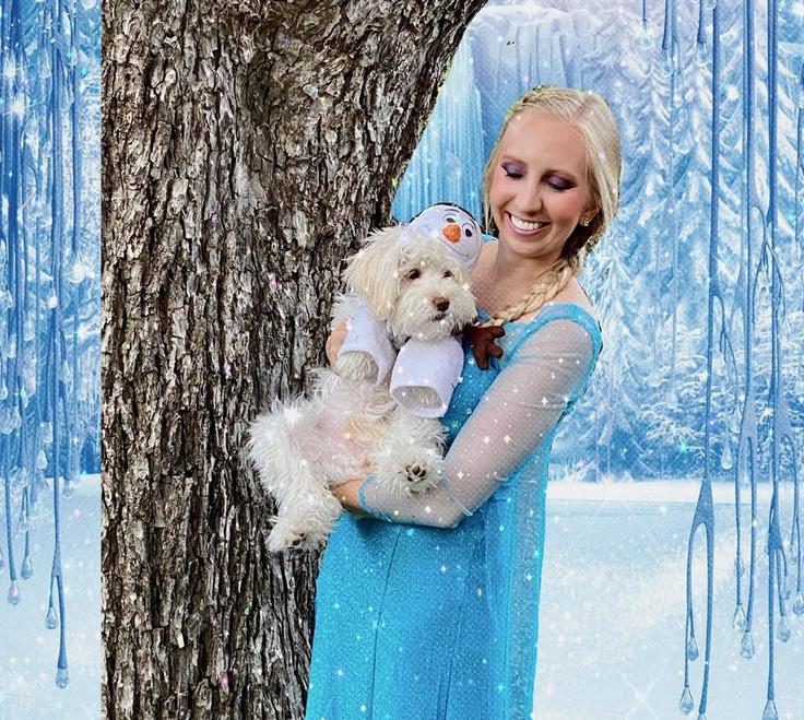 Hi, I'm Olaf and I like Warm Hugs