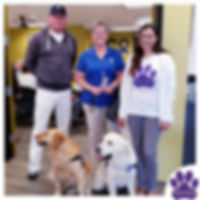 Traci's Paws, Pet Therapy, Love on a Lea