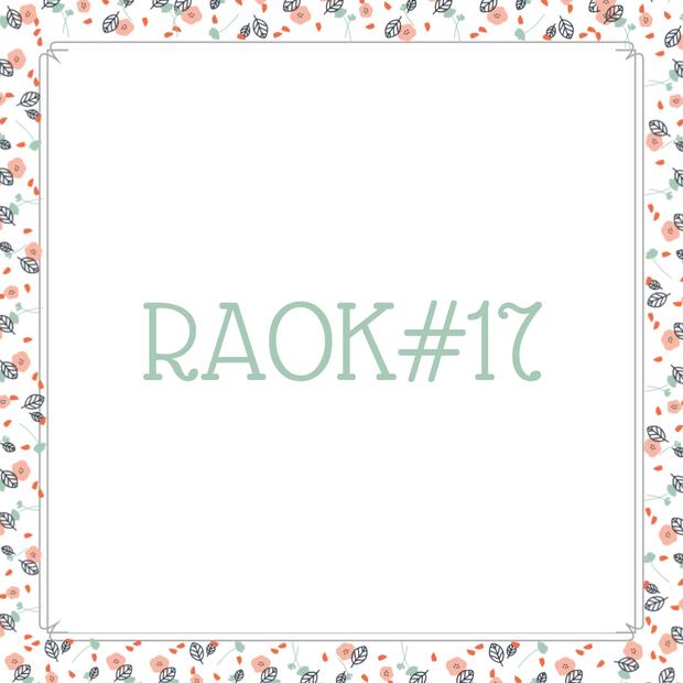 RAOK17: 2 Sympathy Books for Ian