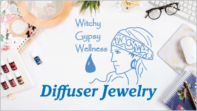 Gypsy Wellness Young Living Jewelry