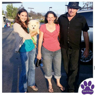Our first rescue assist with our new freinds and transporters, Jenny and Ruben who met us in Riverside, CA. We came from San Diego, went to meet them in Riverside, then to the rescue who did the paperwork for the foster all the way in San Ysidro, CA!rans