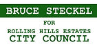 Bruce Steckel for Rolling Hills Estates City Council
