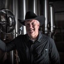 J. Todd Gregory, Owner of Black Eyed Distilling Co.