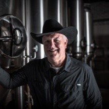 J. Todd Gregory, Owner of Black Eyed Distilling Co.