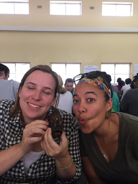 Ame omuliyambi wo Peace Corps!
