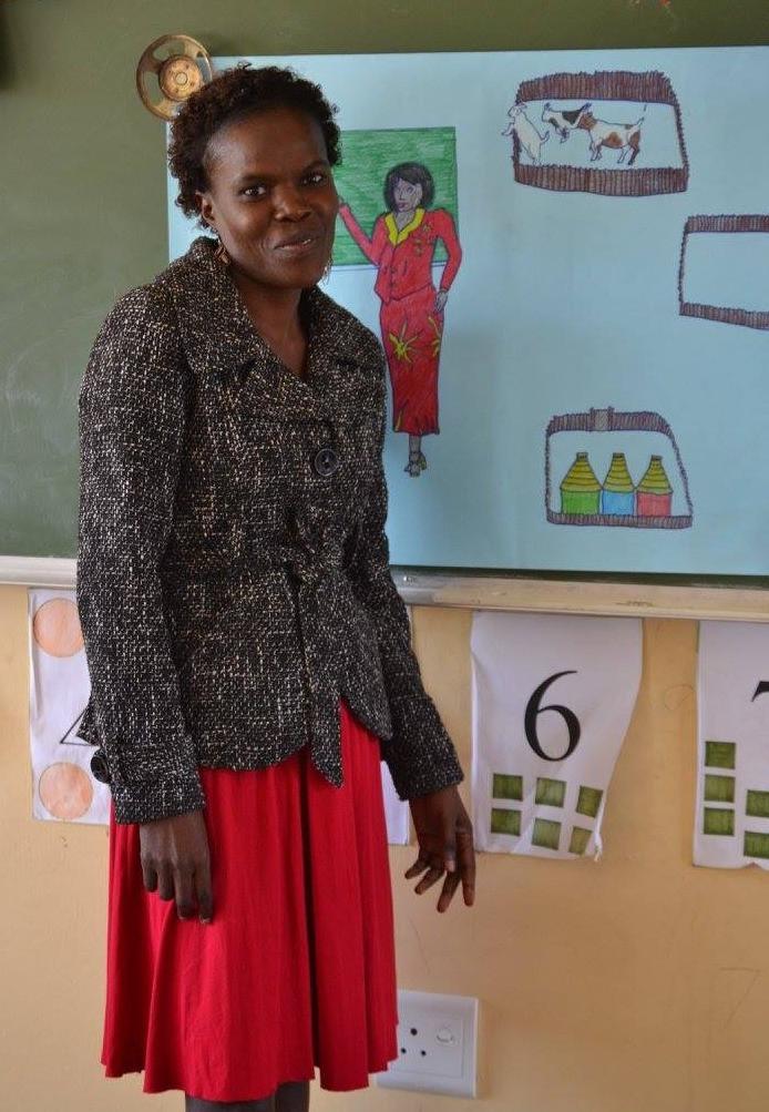 Letisia teaching
