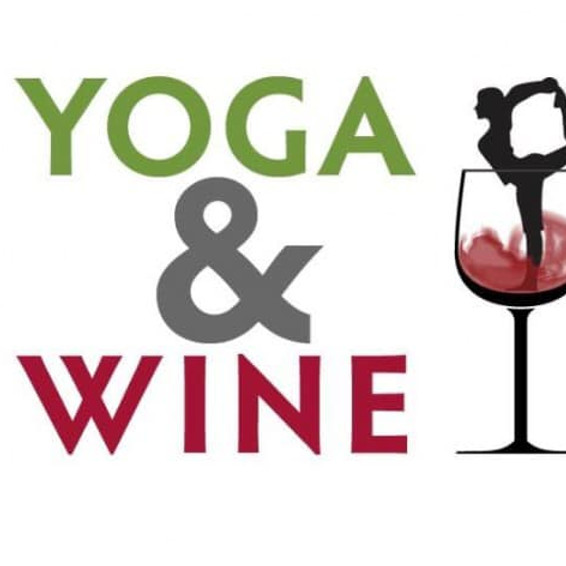 Yoga and Wine with Kiersten
