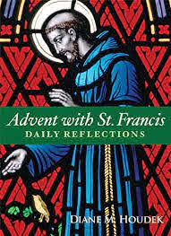 Advent with St. Francis Cover