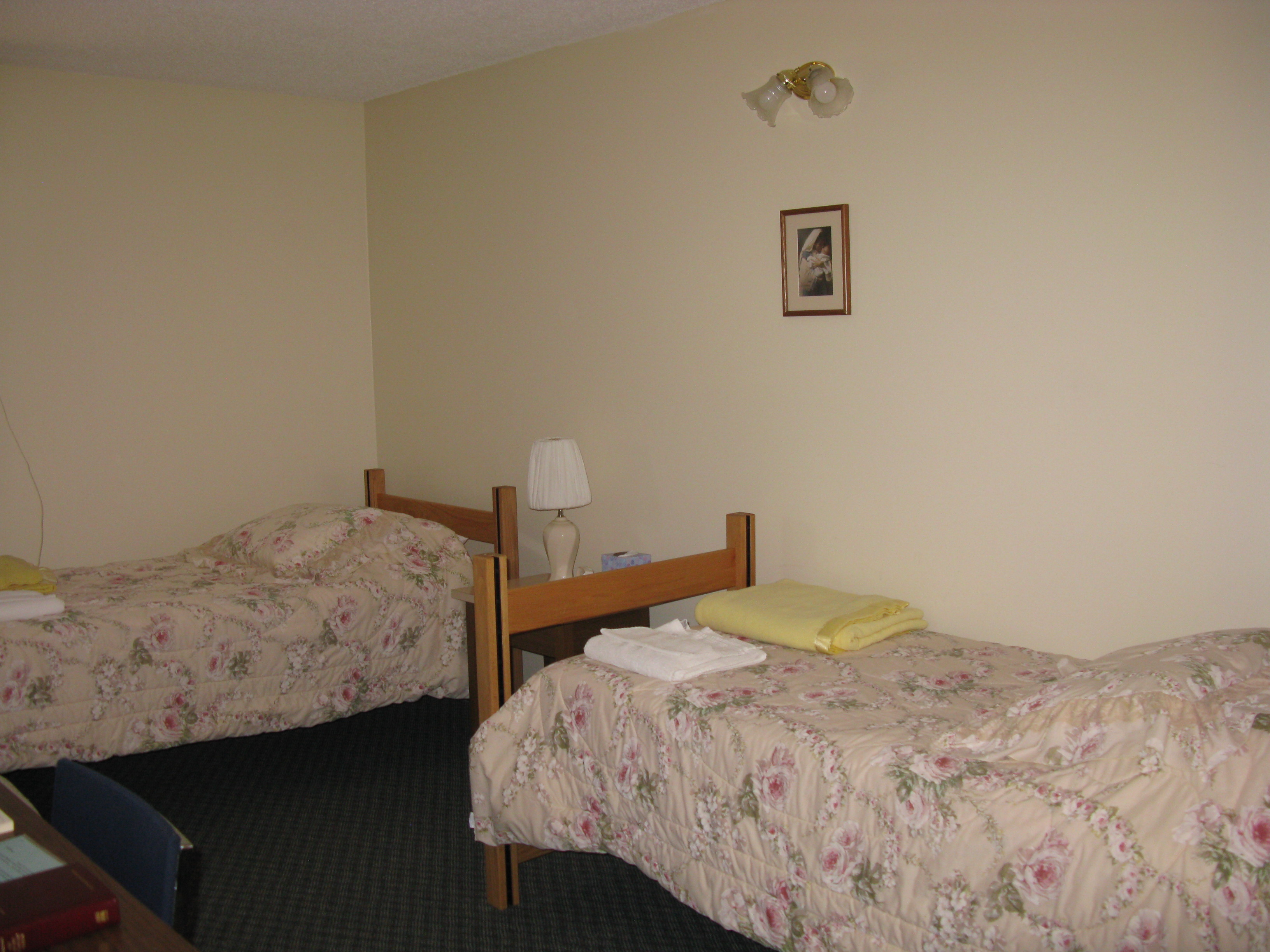 double occupant room