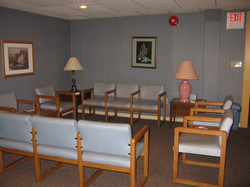 Retreat House basement