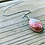 Thumbnail: Milky Drop Pendant Necklace