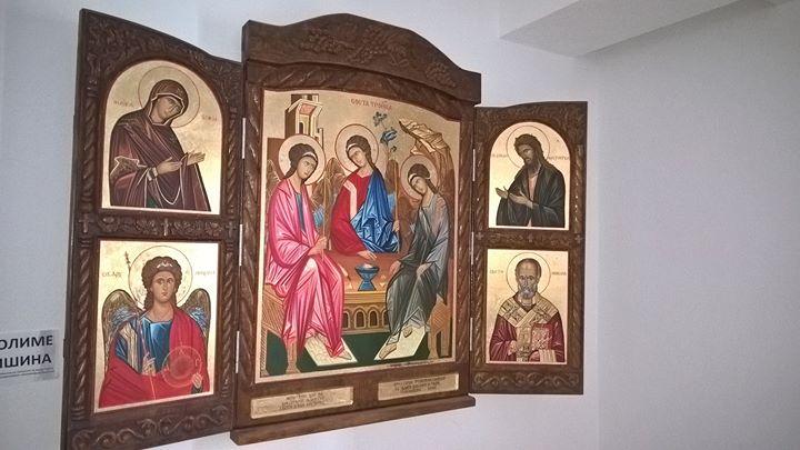 Facebook - Une belle visite du monastère Jean Baptiste sur la route d'Ohrid!