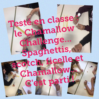Le Marshmallow Challenge