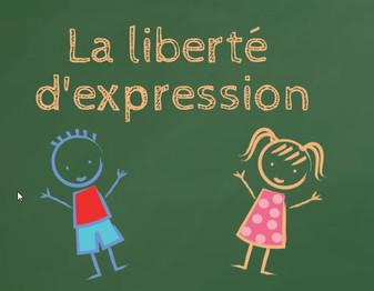 Mur de la liberté d'expression - Clémi