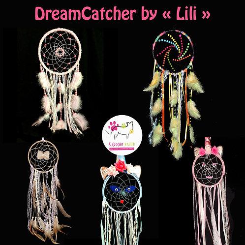 "DreamCatcher ""Hand Made"" by Lili"