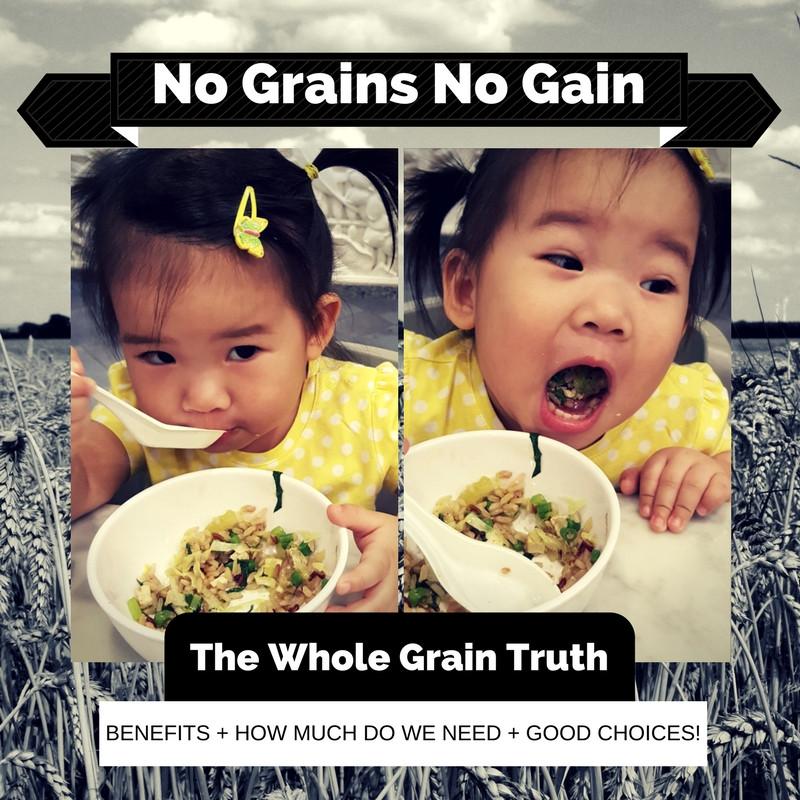 No Grains No Gain. Mother's Love Nutrition Consultancy